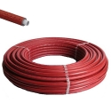 Henco geïsoleerd Ø18x2 rood ISO4 - 50m