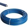 Henco geïsoleerd Ø26x3 blauw - 50m