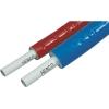 Henco geïsoleerd Ø26x3 blauw ISO4 - 50m