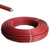 Henco geïsoleerd Ø32x3 rood ISO9 - 25m