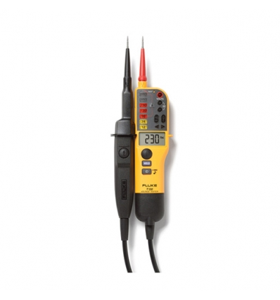 Fluke T-130 spanningstester + LCD switchable load