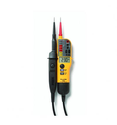 Fluke T-150 spanningstester + LCD switchable load