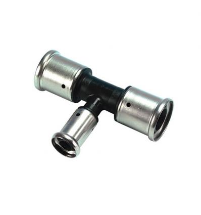 Henco T-stuk reductie 50x26x50mm