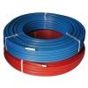 Henco geïsoleerd Ø16x2 blauw ISO9 - 50m