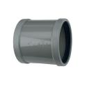 Wavin wafix pvc steekmof grijs 160mm manchet