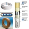 Henco zonder mantel Ø16x2mm² - 100m