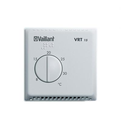 Vaillant kamertherm z klok 2-draads VRT15 230V