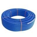 Henco met mantel Ø16x2 blauw 50m