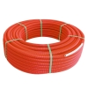 Henco met mantel Ø18x2 rood 50m