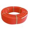 Henco met mantel Ø16x2 rood 50m