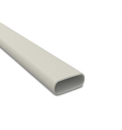 Renson easyflex plat ovaal luchtkanaal 140mmx60mm L:15 meter