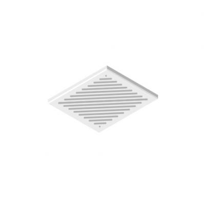 Renson Healthbox Couvercle de grille DIAGONAL 170x170mm diam 125mm