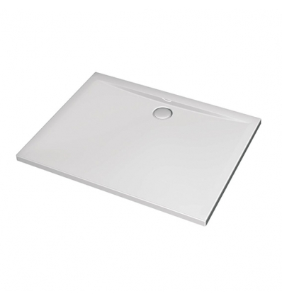 Ideal Standard Ultra flat 80X90x4,7cm wit