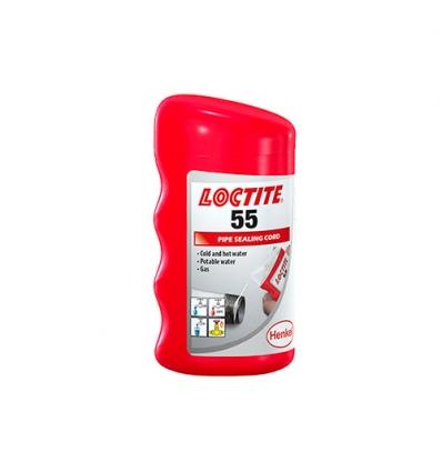 Loctite 55 afdichtingskoord 160m